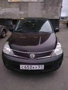 Мурманск Nissan Tiida 2012