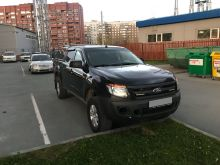 Новосибирск Ranger 2012