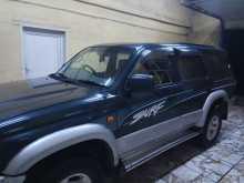 Саяногорск Hilux Surf 1995