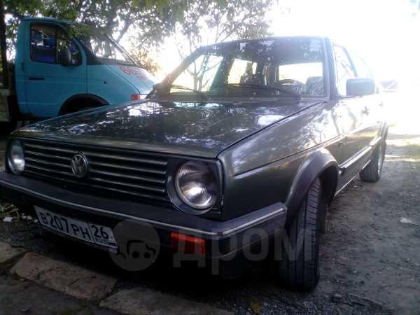 Volkswagen Golf, 1988 год, 50 000 руб.