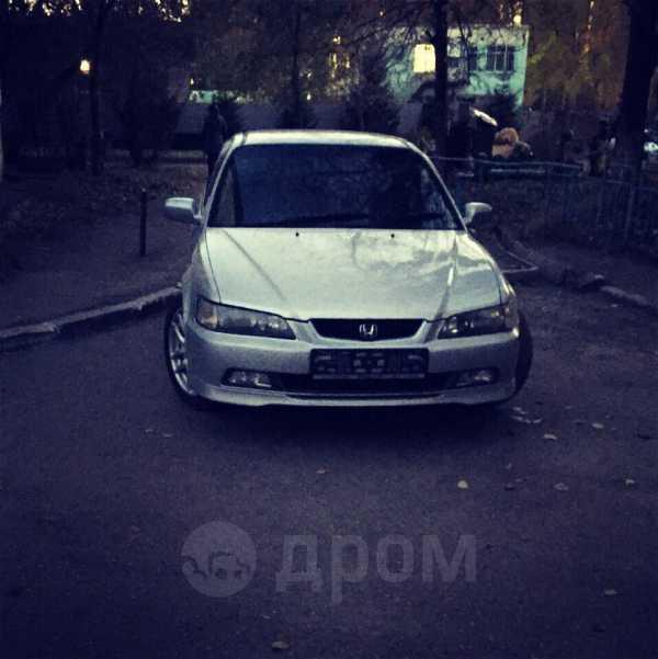 Honda Accord, 2002 год, 305 000 руб.