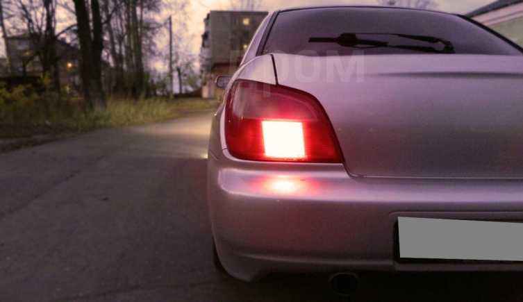 Subaru Impreza WRX, 2001 год, 250 000 руб.