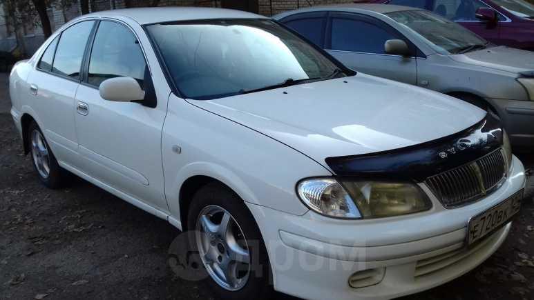 Nissan Bluebird Sylphy, 2002 год, 245 000 руб.