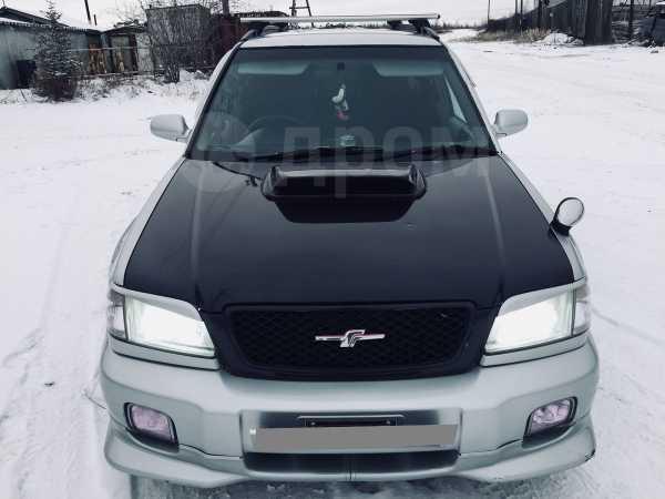 Subaru Forester, 2001 год, 490 000 руб.