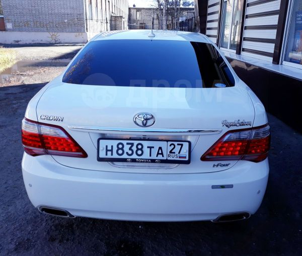 Toyota Crown, 2012 год, 1 275 000 руб.