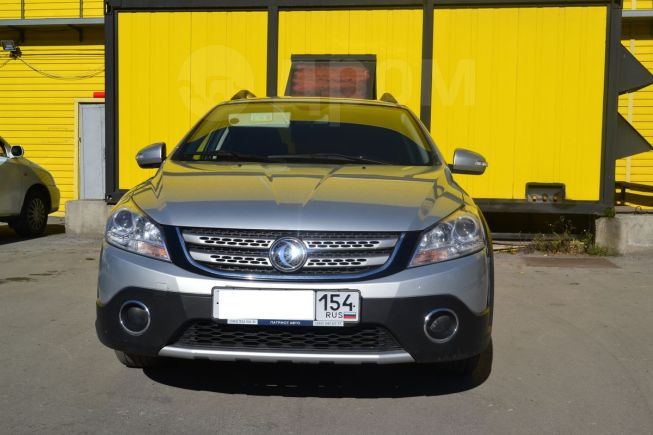 Dongfeng H30 Cross, 2015 год, 525 000 руб.