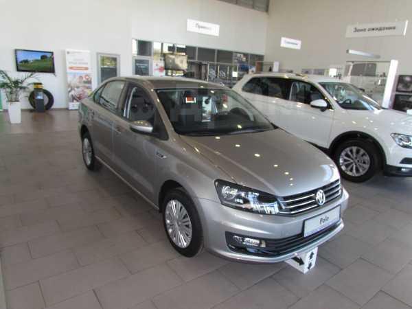 Volkswagen Polo, 2018 год, 879 000 руб.