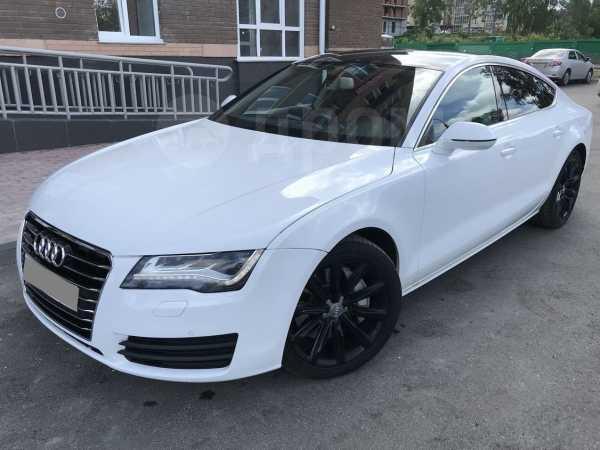 Audi A7, 2012 год, 1 395 000 руб.