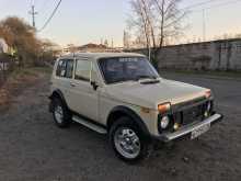 Белогорск 4x4 2121 Нива 1996