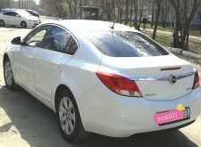 Ульяновск Opel Insignia 2012