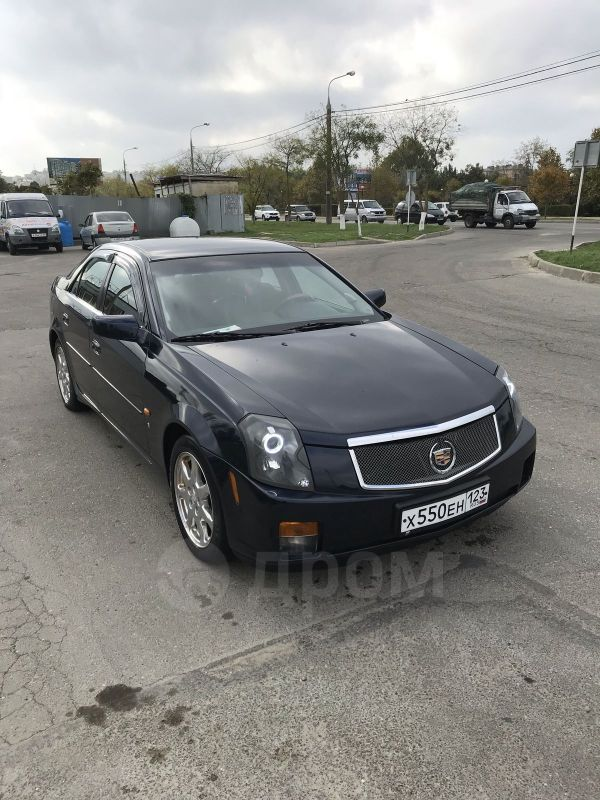 Cadillac CTS, 2003 год, 340 000 руб.