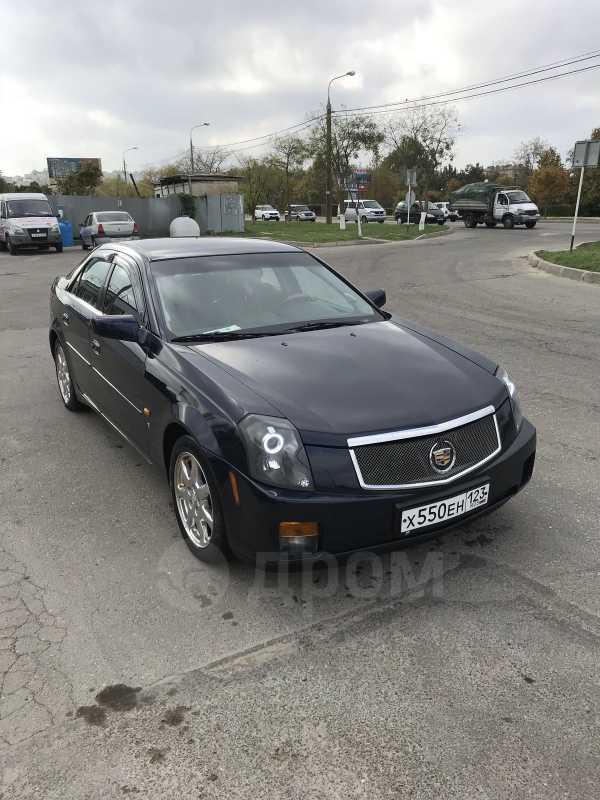 Cadillac CTS, 2003 год, 520 000 руб.