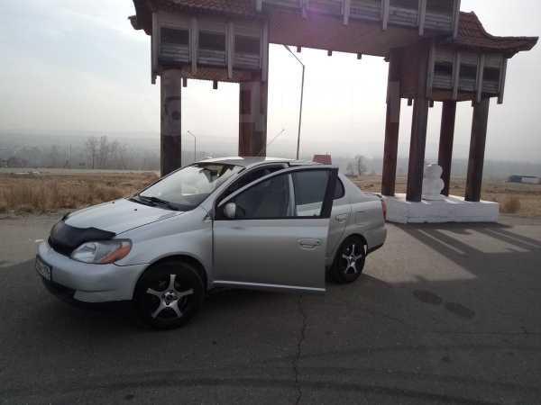 Toyota Echo, 2000 год, 230 000 руб.