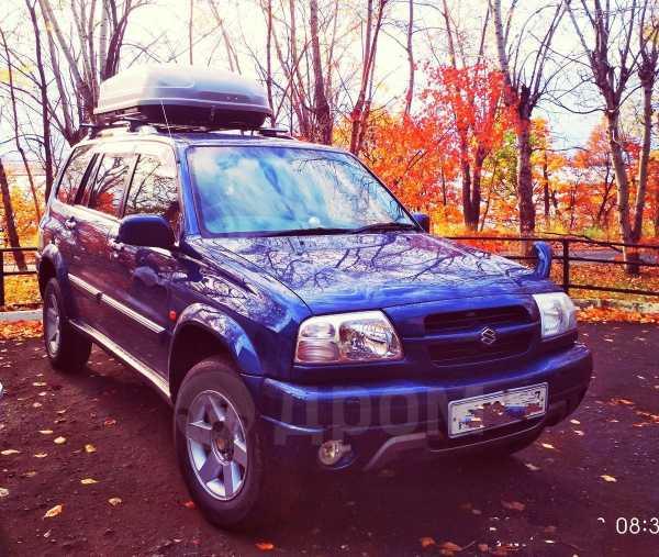 Suzuki Grand Escudo, 2001 год, 530 000 руб.