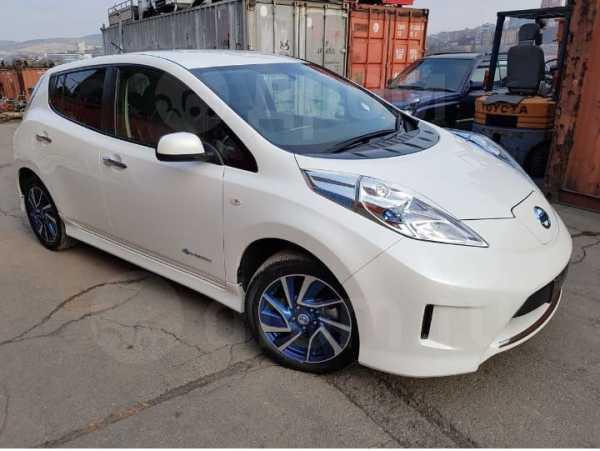 Nissan Leaf, 2014 год, 950 000 руб.