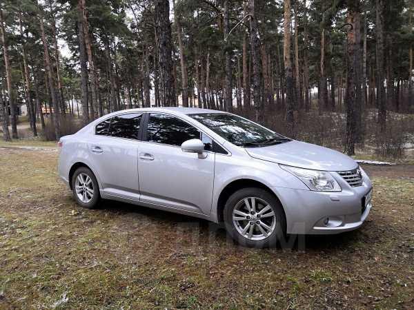 Toyota Avensis, 2009 год, 770 000 руб.