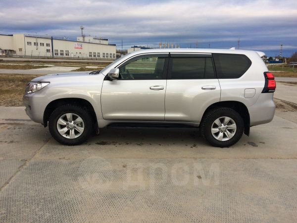 Toyota Land Cruiser Prado, 2017 год, 2 820 000 руб.