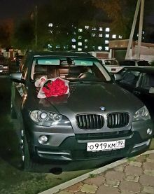 Абакан BMW X5 2007