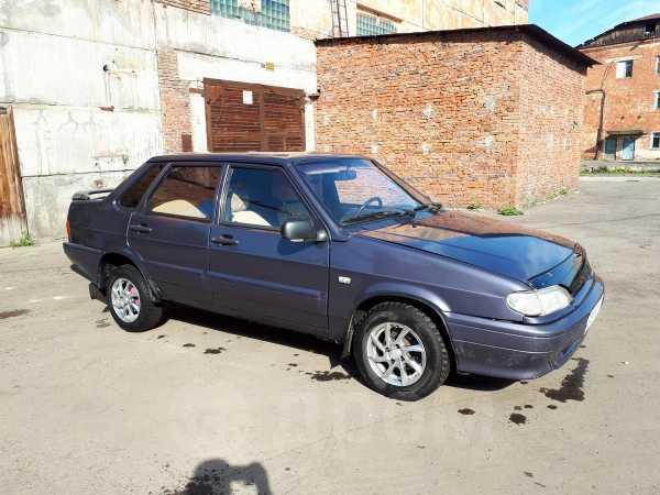 Лада 2115 Самара, 2002 год, 80 000 руб.
