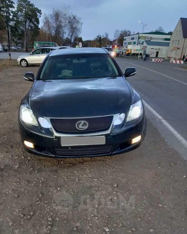 Lexus GS300, 2008 год, 705 000 руб.