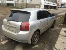 Иркутск Corolla Runx 2001