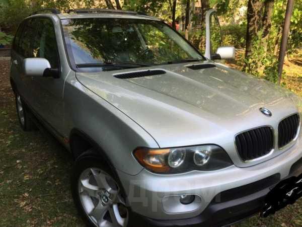 BMW X5, 2005 год, 650 000 руб.