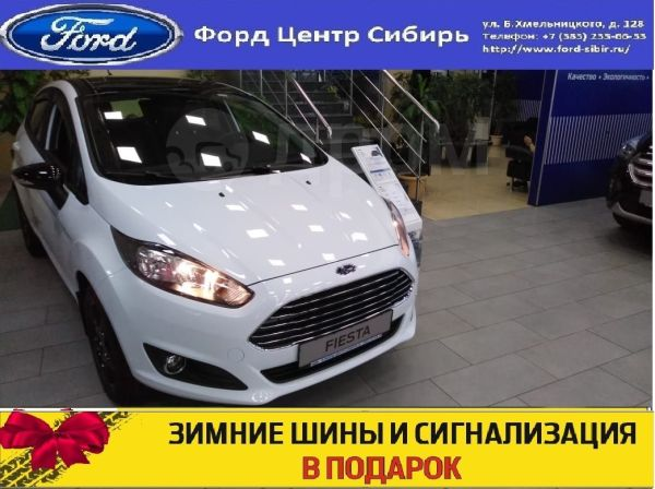 Ford Fiesta, 2018 год, 916 000 руб.
