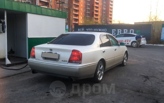 Toyota Crown Majesta, 2000 год, 480 000 руб.