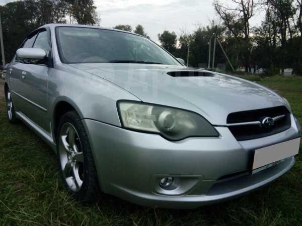 Subaru Legacy B4, 2005 год, 280 000 руб.