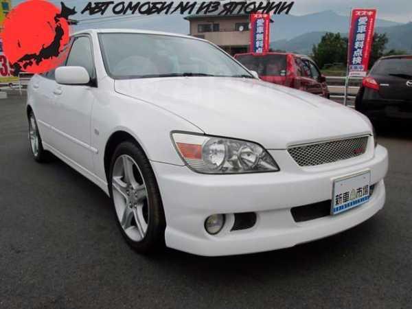 Toyota Altezza, 2003 год, 250 000 руб.