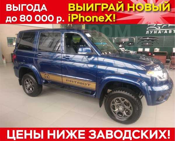 УАЗ Патриот, 2018 год, 950 000 руб.
