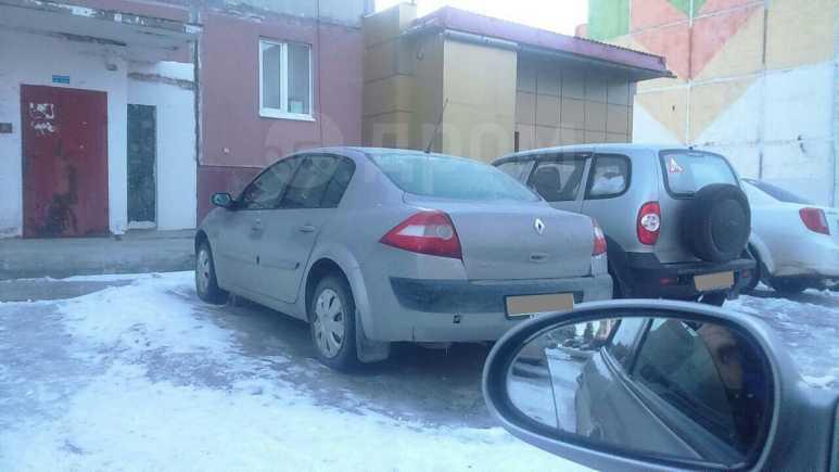 Renault Megane, 2005 год, 175 000 руб.