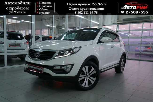 Kia Sportage, 2011 год, 1 137 000 руб.