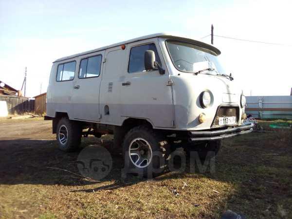УАЗ Буханка, 2002 год, 220 000 руб.