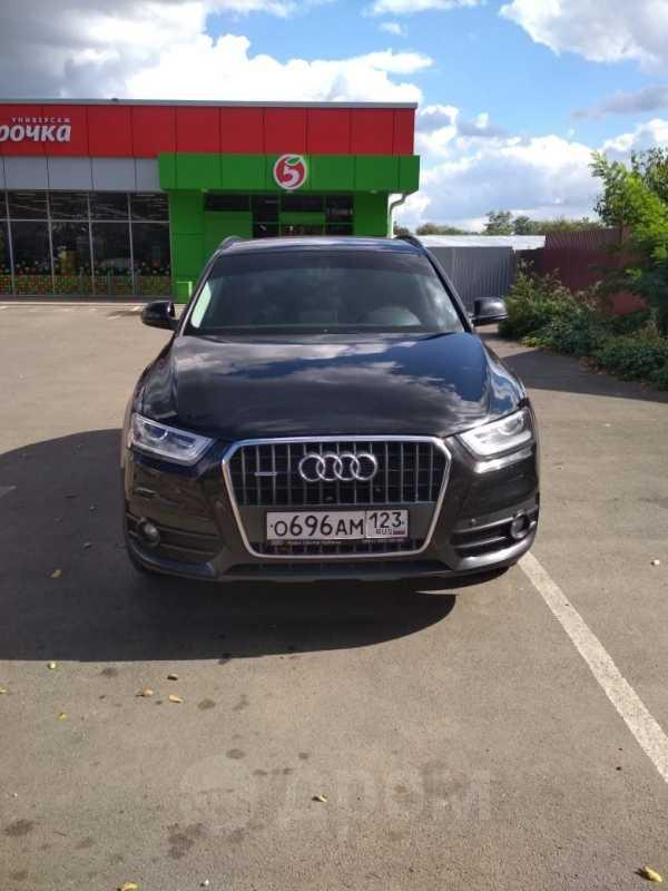 Audi Q3, 2014 год, 1 100 000 руб.