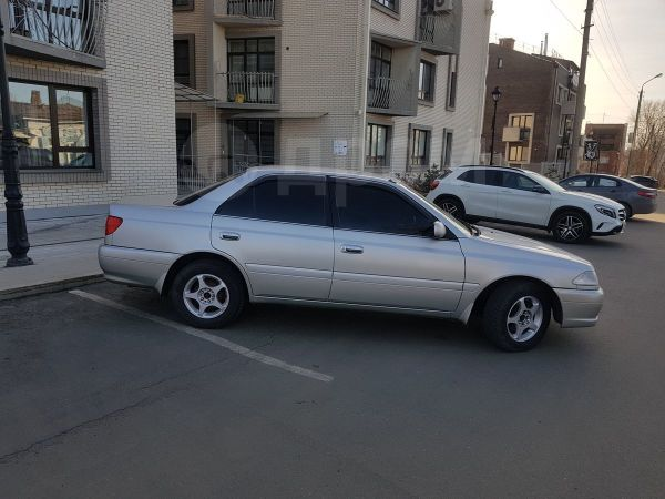 Toyota Carina, 2001 год, 307 000 руб.