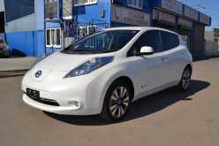 Краснодар Nissan Leaf 2013