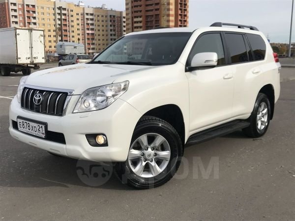 Toyota Land Cruiser Prado, 2013 год, 1 830 000 руб.