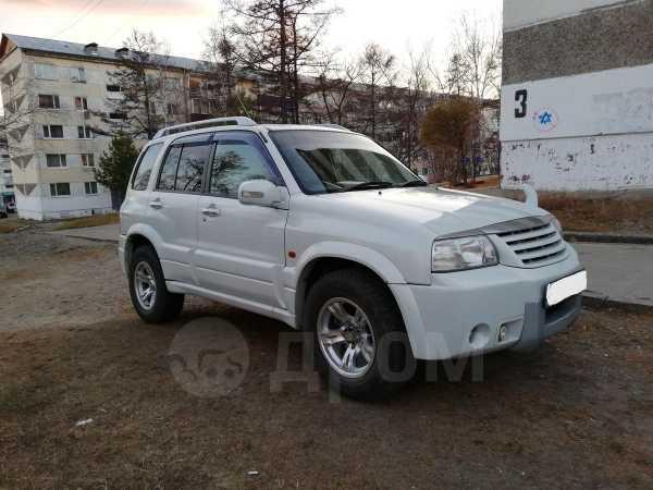 Suzuki Escudo, 2003 год, 485 000 руб.