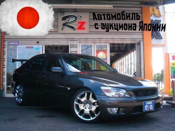 Toyota Altezza, 2000 год, 310 000 руб.