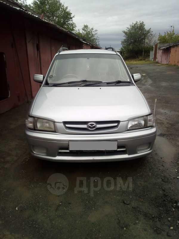 Mazda Demio, 1998 год, 125 000 руб.
