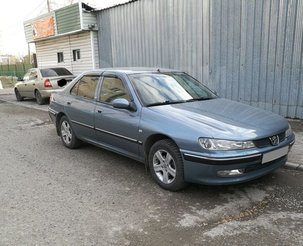 Peugeot 406, 2003 год, 180 000 руб.