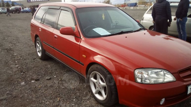 Honda Orthia, 2000 год, 160 000 руб.