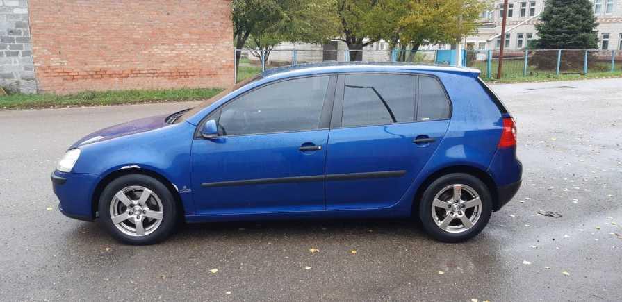 Volkswagen Golf, 2004 год, 275 000 руб.