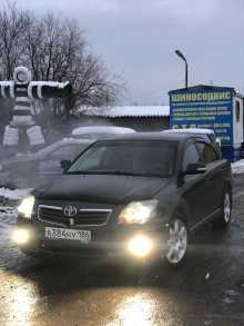 Пойковский Avensis 2007