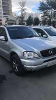 Mercedes-Benz M-Class, 1998 год, 230 000 руб.
