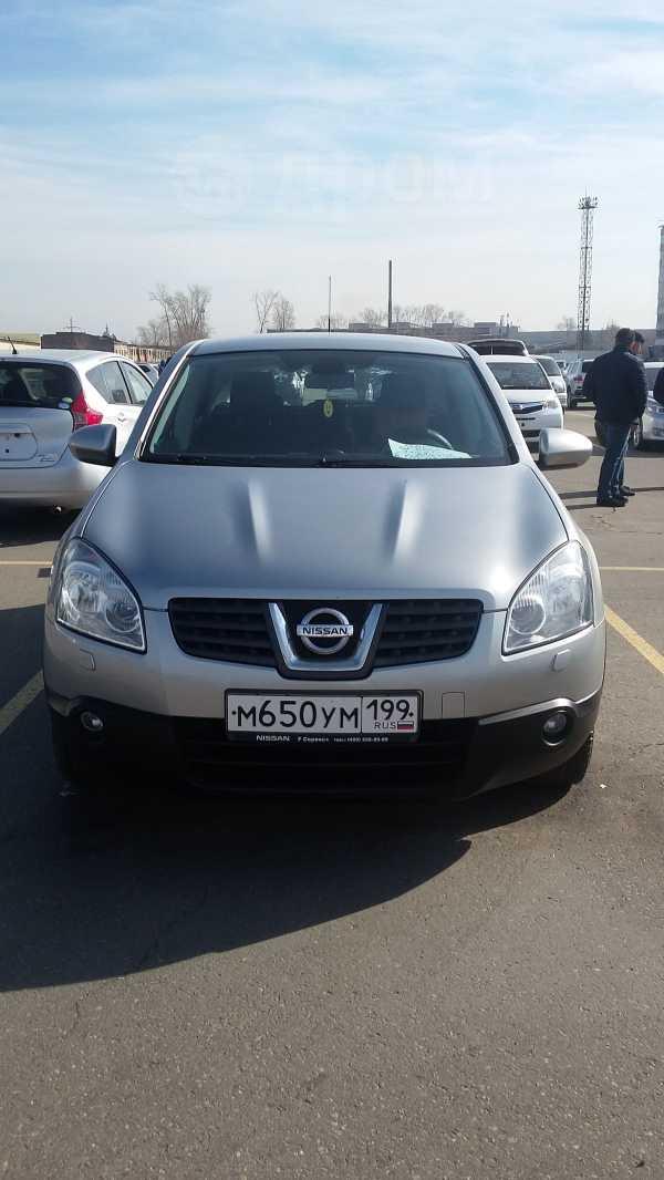 Nissan Qashqai, 2008 год, 590 000 руб.