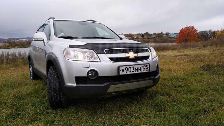 Chevrolet Captiva, 2011 год, 730 000 руб.