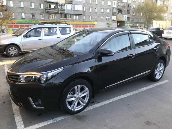 Toyota Corolla, 2015 год, 945 000 руб.