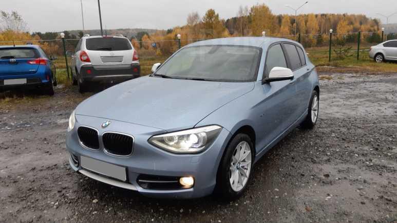 BMW 1-Series, 2012 год, 800 000 руб.